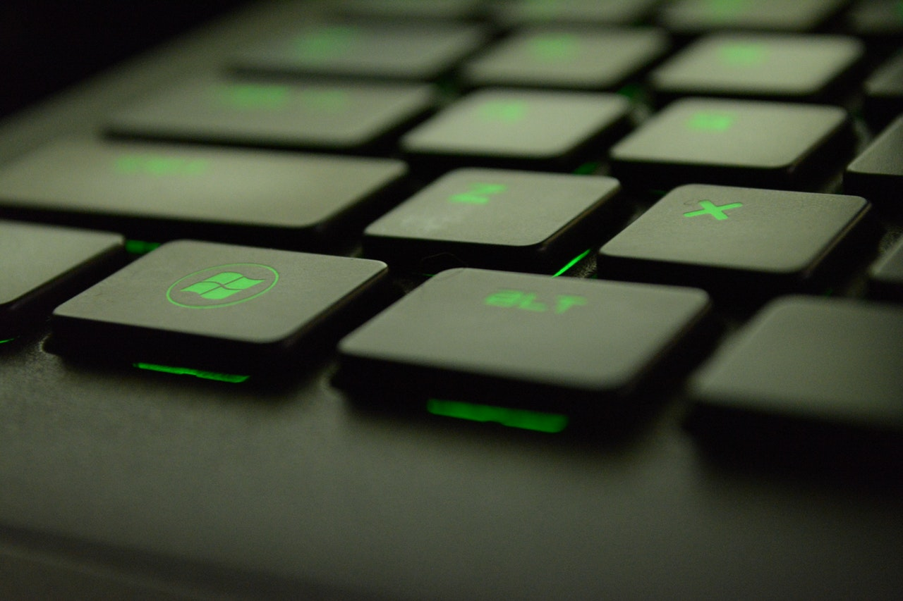 Spela på datorn